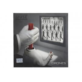 Drones Digipack Edición Limitada Muse CD+DVD - Envío Gratuito