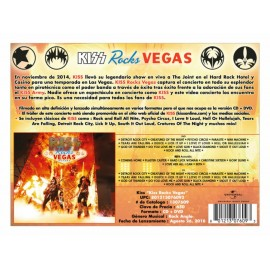 Rocks Vegas (Live at the Hard Rock Hotel, Las Vegas, NV, 2014) - Envío Gratuito