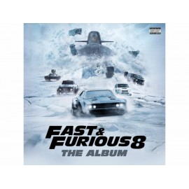 Soundtrack Fast & Furious 8: The Album CD - Envío Gratuito