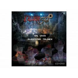 Calibre 50 En Vivo Auditorio Telmex CD - Envío Gratuito
