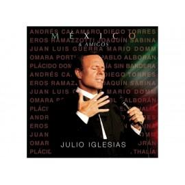 Julio Iglesias México & Amigos CD - Envío Gratuito
