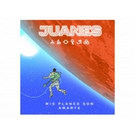 Juanes Mis Planes son Amarte CD DVD - Envío Gratuito