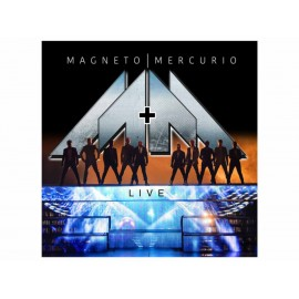 Live Magneto + Mercurio CD + DVD - Envío Gratuito