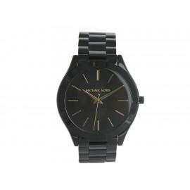 Reloj para dama Michael Kors Slim Runway MK3221 negro - Envío Gratuito
