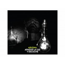 Apague la Luz y Escuche Arjona CD - Envío Gratuito