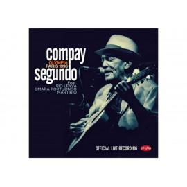 Compay Segundo Olympia París 1998 CD - Envío Gratuito