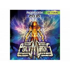 Producción 2016 Polymarchs CD+DVD - Envío Gratuito