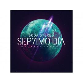 Soda Stereo Sép7imo Día: No Descansaré CD - Envío Gratuito