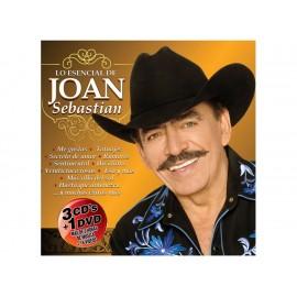 Sony Music Joan Sebastian Lo Esencial de CD + DVD - Envío Gratuito