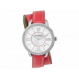 Reloj para dama Swarovski Aila Day Double 5095942 rojo - Envío Gratuito