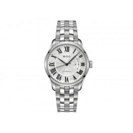 Mido Belluna II M0244071103300 Reloj para Caballero Color Acero - Envío Gratuito