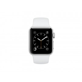 Apple Watch Series 2 38 mm plata MNNW2CL/A - Envío Gratuito