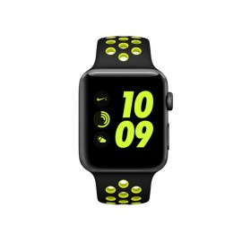 Apple Watch Nike 42 mm negro MP0A2CL/A - Envío Gratuito