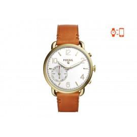Smartwatch para dama Fossil Q Tailor FTW1127 café - Envío Gratuito