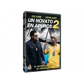Un Novato en Apuros 2 DVD - Envío Gratuito