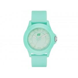 Reloj para dama Skechers Rosencrans Midsize SR6027 menta - Envío Gratuito