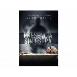 Presencia Siniestra DVD - Envío Gratuito