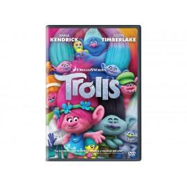 Trolls DVD - Envío Gratuito