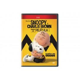 Snoopy & Charlie Brown Peanuts la Película DVD - Envío Gratuito