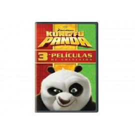 Kung fu Panda 3 en 1 DVD - Envío Gratuito