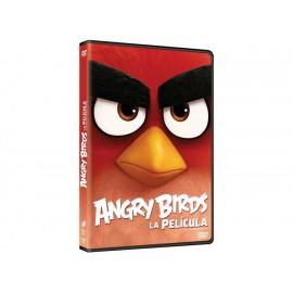 Angry Birds La Película DVD - Envío Gratuito