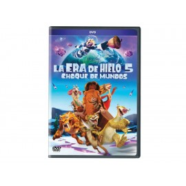 La Era de Hielo 5 Choque de Mundos DVD - Envío Gratuito