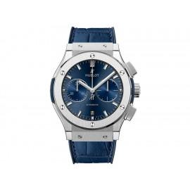 Reloj para caballero Hublot Classic Fusion 521.NX.7170.LR azul - Envío Gratuito