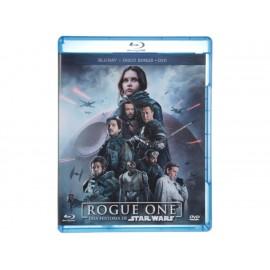 Rogue One: Una Historia de Star Wars Blu-Ray + DVD - Envío Gratuito