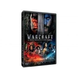 Warcraft el Primer Encuentro de Dos Mundos DVD - Envío Gratuito