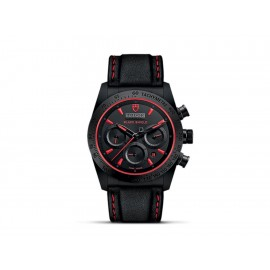 Tudor Fastrider Black Shield M42000CR-0002 Reloj para Caballero Color Negro - Envío Gratuito