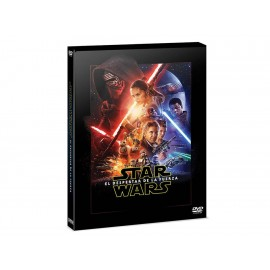 Star Wars: El Despertar de la Fuerza DVD - Envío Gratuito