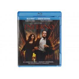 Inferno Blu-Ray - Envío Gratuito