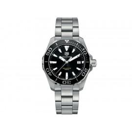 Tag Heuer Aquaracer WAY111A.BA0928 Reloj para Caballero Color Acero - Envío Gratuito