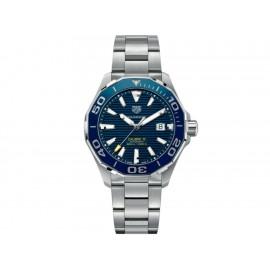 Tag Heuer Aquaracer WAY201B.BA0927 Reloj para Caballero Color Acero - Envío Gratuito