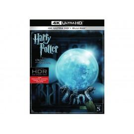 Harry Potter y la Orden del Fénix Blu-Ray 4K - Envío Gratuito