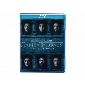 Game of Thrones: Temporada 6 Blu-Ray Disc - Envío Gratuito