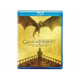 Game of Thrones Temporada 5 Blu-ray - Envío Gratuito