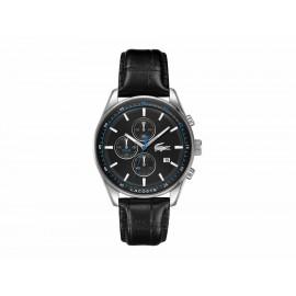 Reloj para caballero Lacoste Dublín LC.201.0784 negro - Envío Gratuito