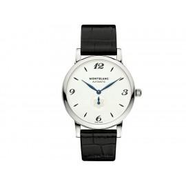 Reloj unisex Montblanc Star Classique 107073 negro - Envío Gratuito