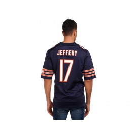 Jersey Nike Chicago Bears Jeffery para caballero - Envío Gratuito