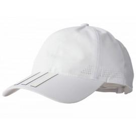 Gorra Adidas de banda ajustable blanca - Envío Gratuito