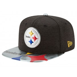 Gorra New Era Pittsburg Steelers - Envío Gratuito