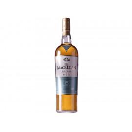 Whisky The Macallan Fine Oak 15 Años 700 ml - Envío Gratuito