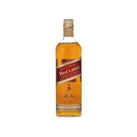 Caja de Whisky Johnnie Walker Red Label 1 Litro - Envío Gratuito