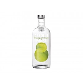 Vodka Absolut Pears 750 ml - Envío Gratuito
