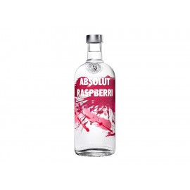 Vodka Absolut Raspberry 750 ml - Envío Gratuito