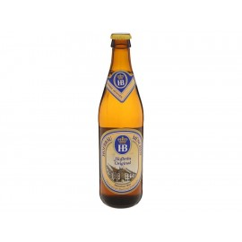 Cerveza Original Hb Hofbräu München 500 ml - Envío Gratuito
