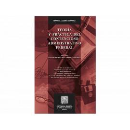 Teoría y Practica del Contencioso Administrativo Federal - Envío Gratuito