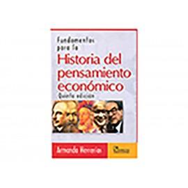 Fundamentos para la Historia del Pensamiento Económico - Envío Gratuito