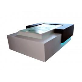 Aquaspa Tina Blanco Serie Nova 9500 - Envío Gratuito